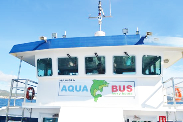 Aqua Bus Ibiza