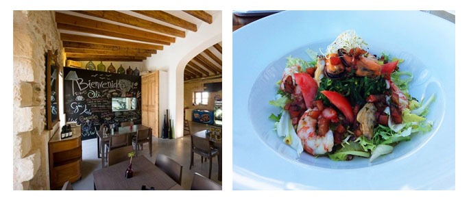 Restaurante Oli Ibiza