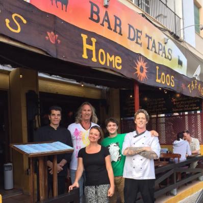 Heerlijke Tapa's in Figueretas
