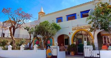 schoonheden van Ibiza