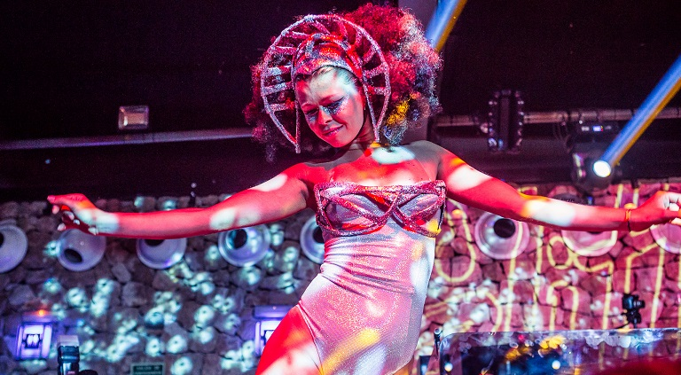 Glitter & Disco @ Glitterbox opening Space