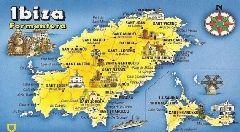 Ibiza Party & Festiviteiten Agenda 2018