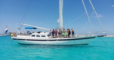 Zeilen naar Formentera met Aurelia Amsterdam - Een mooi luxueus zeiljacht van 17 meter lang van de Nederlandse schipper Patrick!