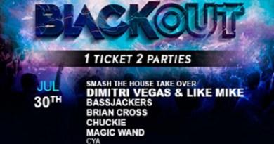 Blackout Amnesia Ibiza