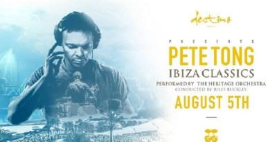 Pete Tong presents Ibiza Classics at Destino