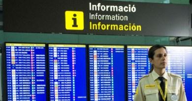 Staking beveiligingspersoneel Ibiza Airport