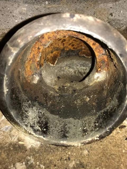 Tvättstugan brunnsbyte