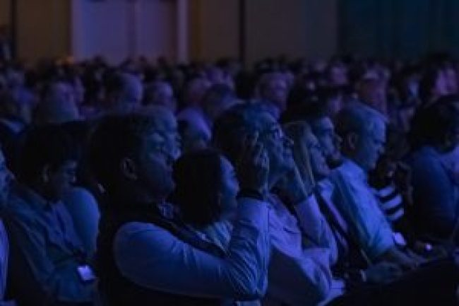 Audience at IoT Exchange in Orlando, FL