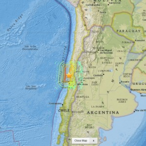 gempa chili 2015