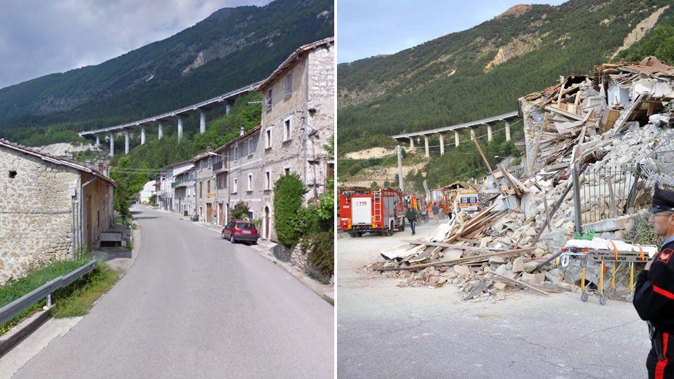 kerusakan jalan akibat jalan