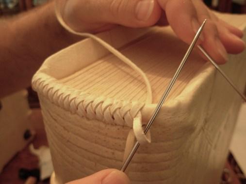 15th Century German braided endband