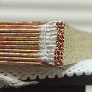 Inricate Headband Weave