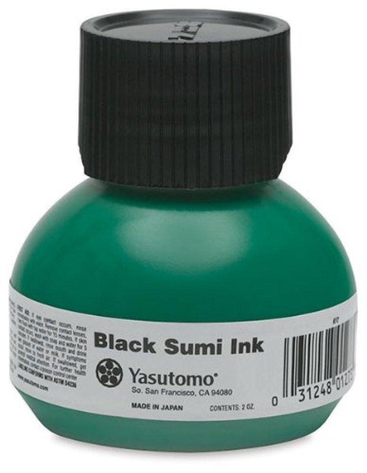 Sumi Ink (Japanese)