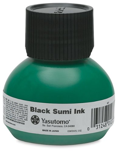 Sumi Ink (Japanese)