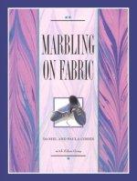 Marbling on Fabric