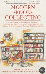 Modern Book Collecting