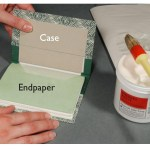 Case and Endpaper Diagram