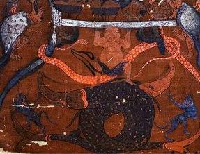 Silk Printing - Mawangdui Han Tomb No.1