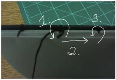 Bookbinding Tutorial Diagram - 16