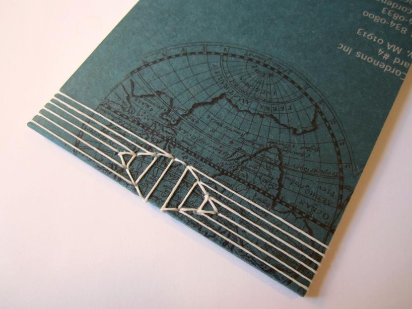 Japanese Stab Binding by Becca Making Faces - http://beccamakingfaces.com/2012/01/11/japanese-stab-binding-tutorial-snake-eyes/