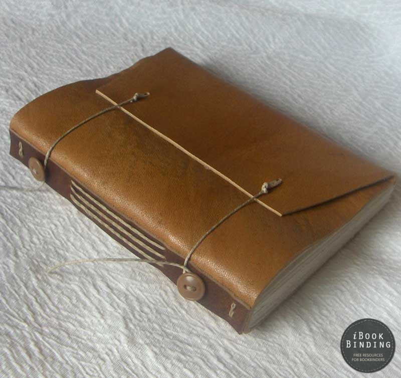 Leather Book Cover Photo Tutorial : Top long stitch bookbinding tutorials ibookbinding