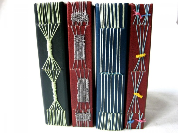 Long-Stitch Bookbinding