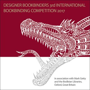 2015.08.28 - Designer Bookbinders 3rd International Bookbinding Competition