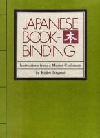2015.12.02 - Japanese Bookbinding - Instructions From A Master Craftsman - Kojiro Ikegami