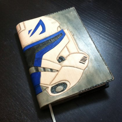 2015.12.16 - Star Wars Meets Bookbinding 07