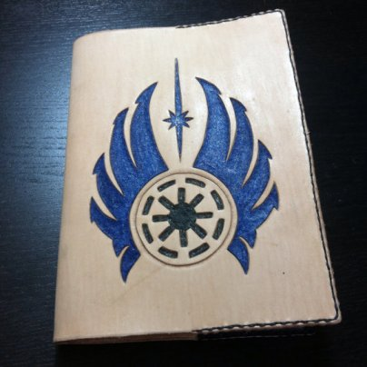 2015.12.16 - Star Wars Meets Bookbinding 16