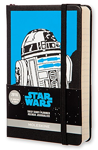 2015.12.16 - Star Wars Meets Bookbinding 35 Moleskine