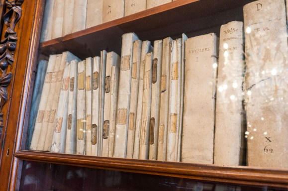 2016.08.04 - 15 - Longstitch on Old Books - The Pisano Library of San Vidal - Libreria Pisani di San Vidal