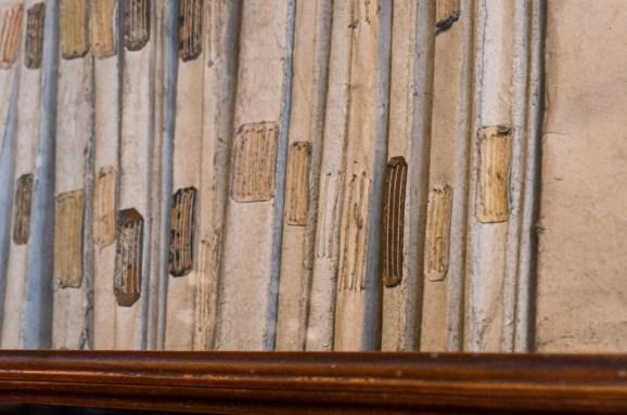 2016.08.04 - 16 - Longstitch on Old Books - The Pisano Library of San Vidal - Libreria Pisani di San Vidal