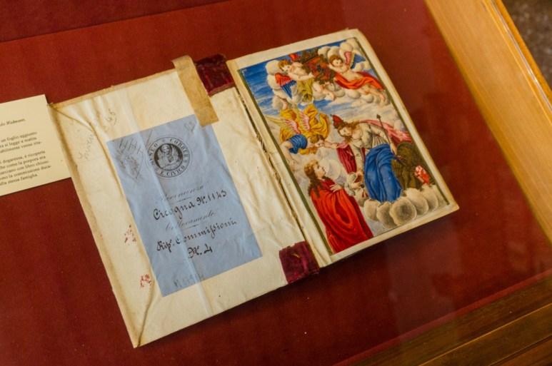 2016.08.04 - 21 - The Pisano Library of San Vidal - Libreria Pisani di San Vidal