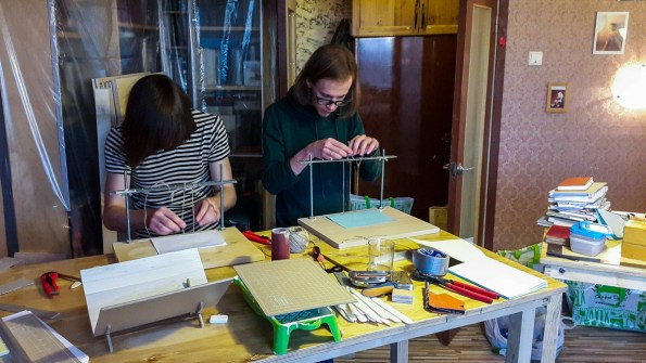 2016.10.07 - First Bookbinding Class of the Season 07