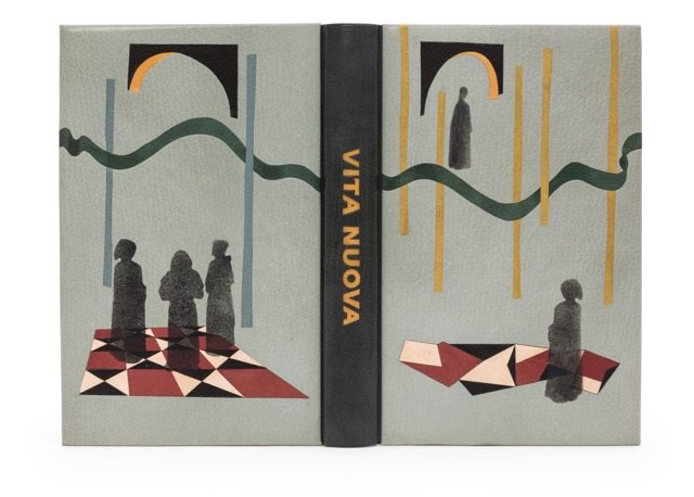 "Patrick Gibbins — ""Vita Nouva"" by Dante"