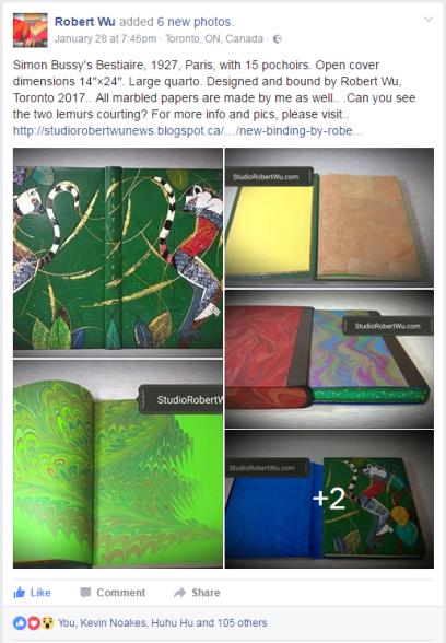 2017.02.21 - Beautiful Bookbinding-Themed Facebook Accounts - Robert Wu 01
