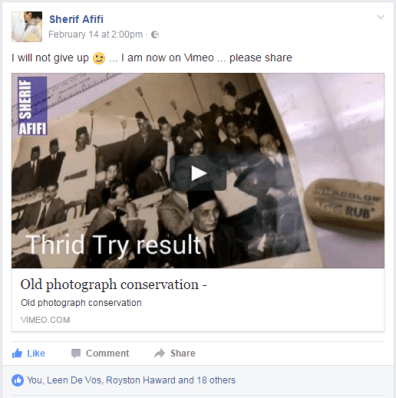 2017.02.21 - Beautiful Bookbinding-Themed Facebook Accounts - Sherif Afifi 02