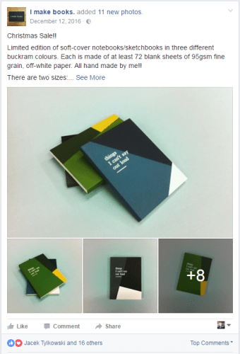 2017.04.17 - 5 Beautiful Bookbinding-Themed Facebook Accounts to Follow - I make books 02