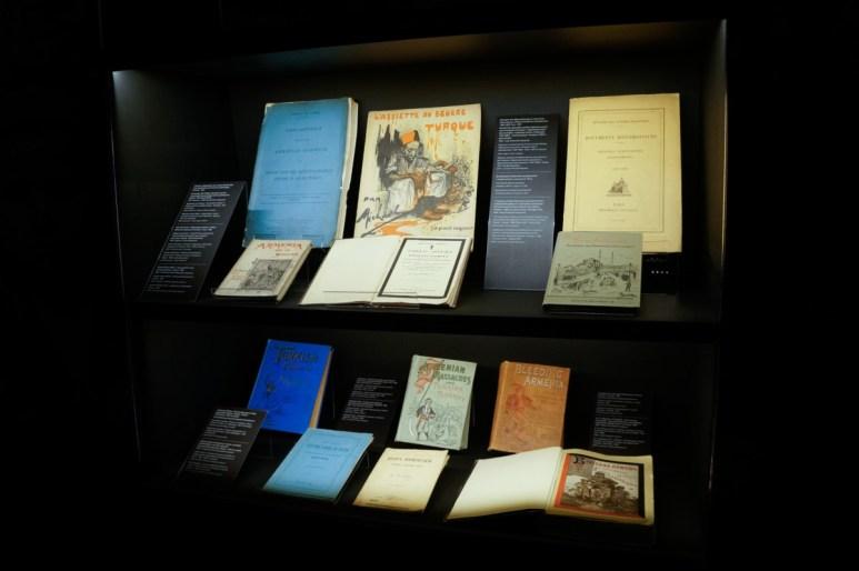 Armenian Genocide in Books 1