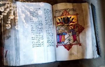 2017.08.30 - Book Exhibits at Ejmiatsin, Armenia 02