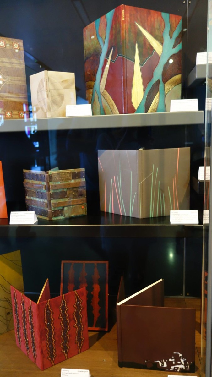 2017.08.18 - Designer Bookbinders International Competition 2017 07
