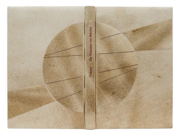 2017.08.18 - Designer Bookbinders International Competition 2017 - Distingiushed Winners - Caroline Seidel - Die Prinzessin von Babylon