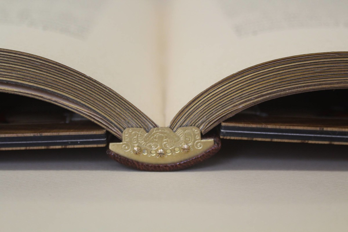 2017.08.18 - Designer Bookbinders International Competition 2017 - Distingiushed Winners - Fabrizio Bertolotti - Héraclès 02