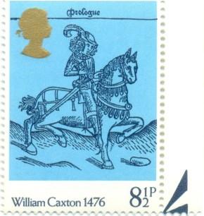 UK 1976 Mi GB 719 - 500 Years of Bookprinting in the UK 8,5p