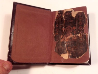 Restoration - Grandmother's Prayer Book 06