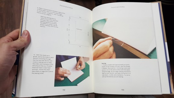 2017.09.27 - Making Books with the London Centre for Book Arts 03