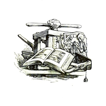 2018.10.16 - Bibliothèque Descamps-Scrive Catalog Headpieces and Endpieces 02