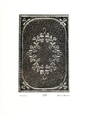 Chateaubriand - Les Aventures du dernier Abencerage. Paris, 1897, in-8. Binding - Mercier, pere