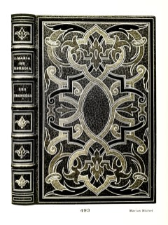 Jose-Maria de Heredia - Les Trophées. Paris, 1893, in-8. Binding - Marius Michel